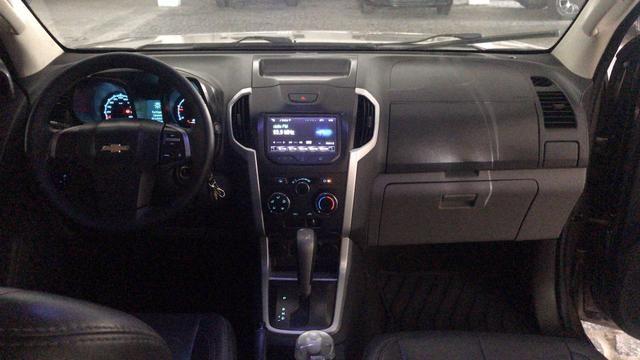 Chevrolet S10 2.8 4x4 Diesel LT 2015- Muito nova!! - Foto 9