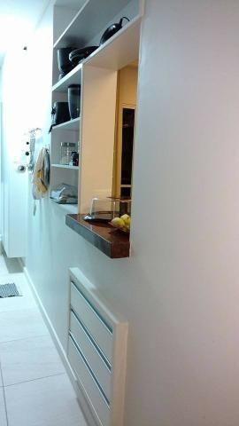 Vendo apt padrão, 2 qtos, sendo uma suíte, cozinha americana, projetado - Foto 12