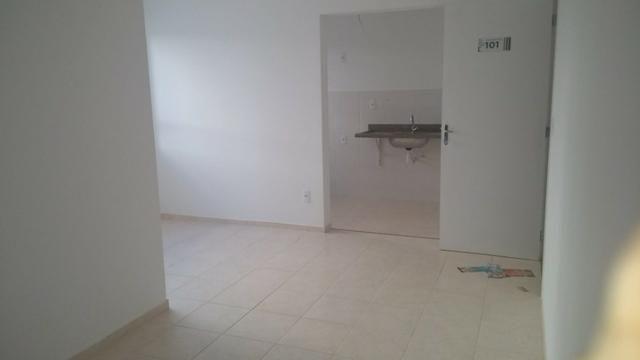 Alugo ou vendo apto Pimenteira 49m2 sala,2 quartos, banh.cozi.c/área lazer,port.24 hs - Foto 4