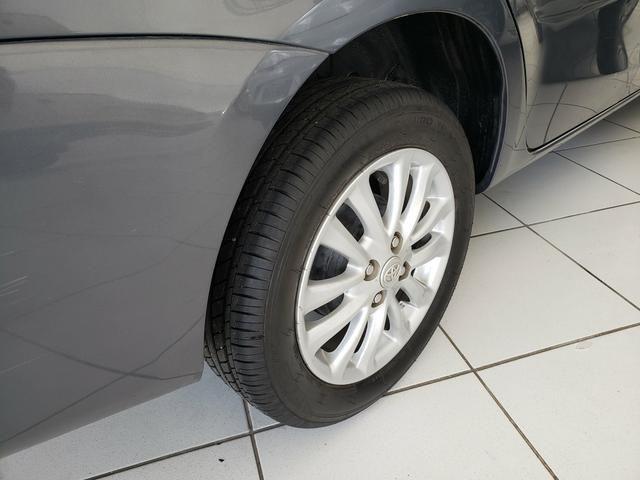 Etios sedan 1.5 XLS 2014 com couro - Foto 8