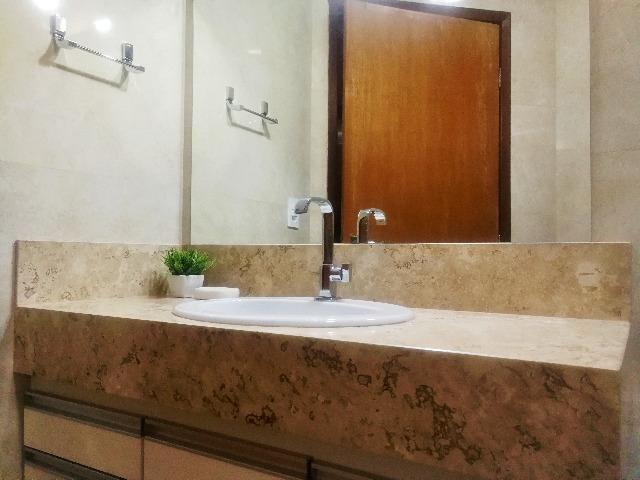 Esplêndida casa térrea alto padrão, 4 quartos, completo em armários na Vicente Pires - Foto 9