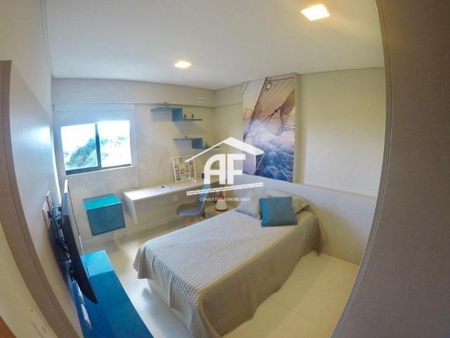 Apartamento com entrada dividida em até 60x no Farol - Edifício Mirante Garden, ligue já - Foto 9