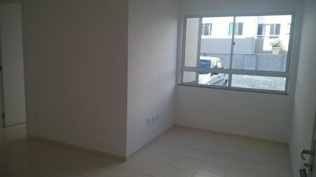 Alugo ou vendo apto Pimenteira 49m2 sala,2 quartos, banh.cozi.c/área lazer,port.24 hs - Foto 2