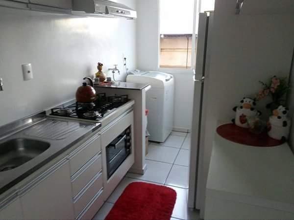 (AP1015) Apartamento no Bairro Hortência, Santo Ângelo, RS - Foto 3