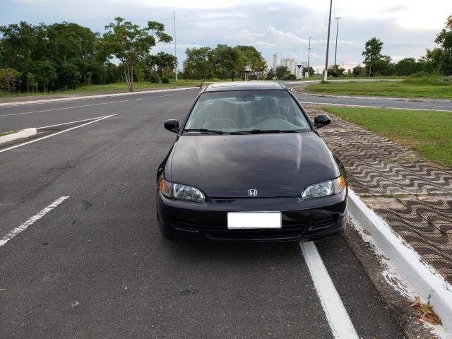 Honda Civic EXS Coupe 1.6 16v 125cv VTEC