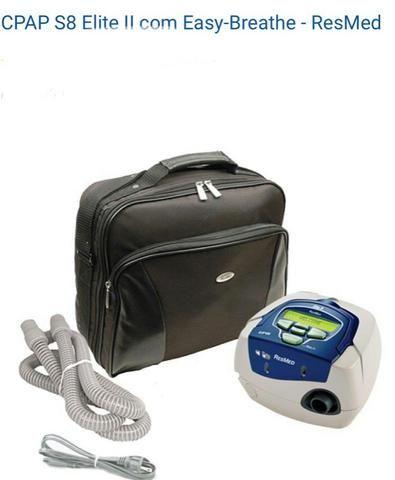 CPAP ResMed S8 Elite + Humidificador
