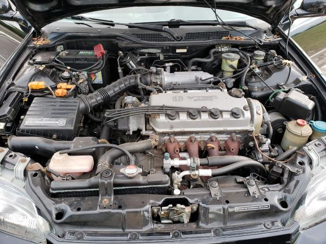 Honda Civic EXS Coupe 1.6 16v 125cv VTEC - Foto 14