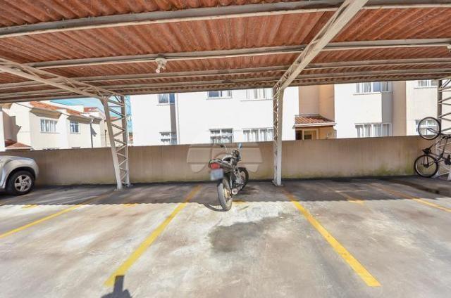 Apartamento à venda com 2 dormitórios em Sítio cercado, Curitiba cod:151983 - Foto 11