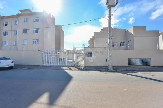Apartamento à venda com 2 dormitórios em Sítio cercado, Curitiba cod:151983