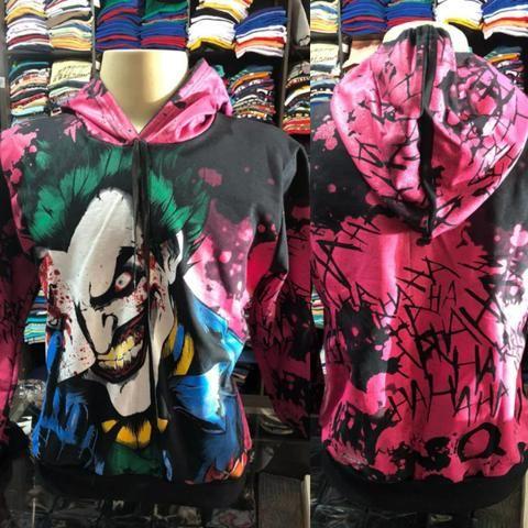 Blusao do Joker em Promoção - Foto 3