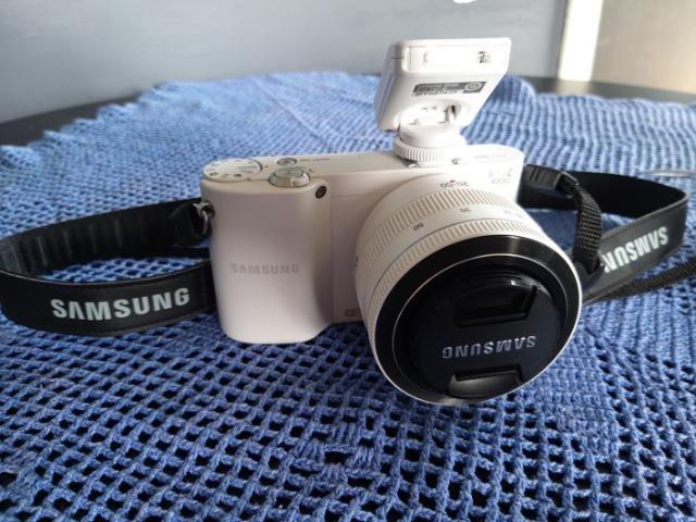 Câmera Samsung Semi Profissional