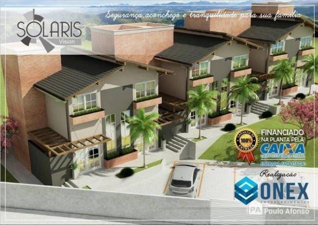 Casa de condomínio à venda com 2 dormitórios cod:CA0169