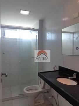 Apartamento com 04 quartos, 03 suítes e lazer fantástico a beira mar de Olinda - Foto 14
