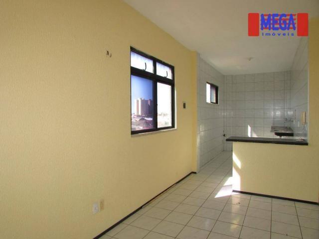 Apartamento com 3 quartos, próximo à Av. Bezerra de Menezes - Foto 4