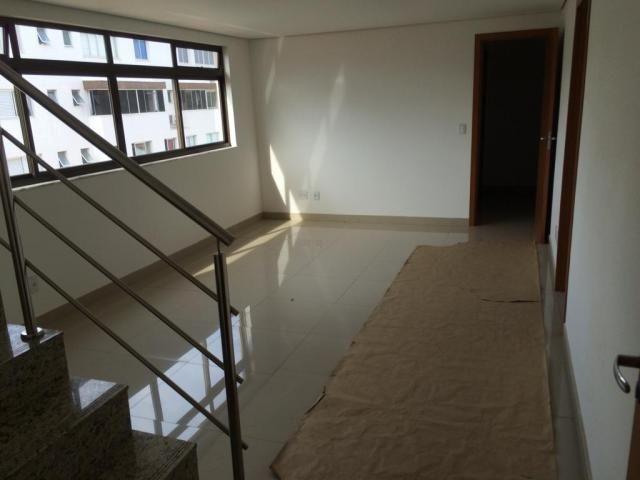 Cobertura, 3 quartos, suíte, elevador, 4 vagas, fino acabamento. - Foto 2