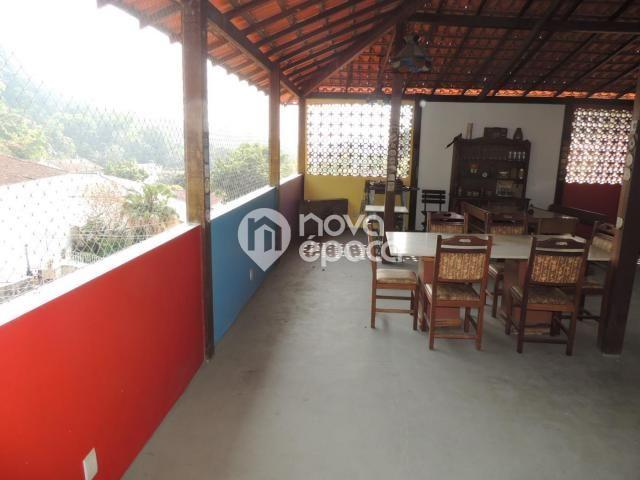 Casa à venda com 5 dormitórios em Cosme velho, Rio de janeiro cod:FL6CS17347 - Foto 5