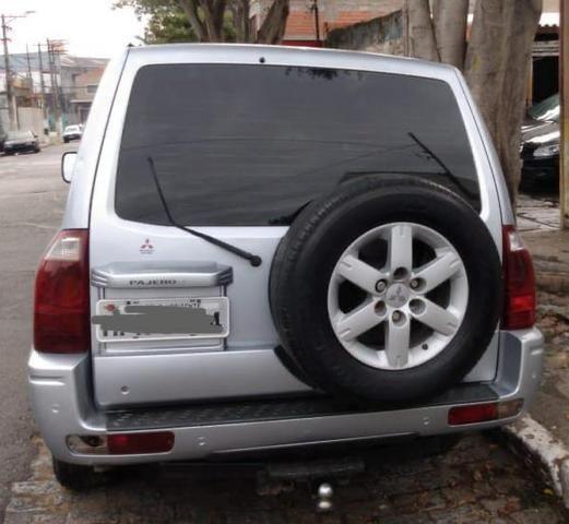 Pajero full 2007 diesel - Foto 5