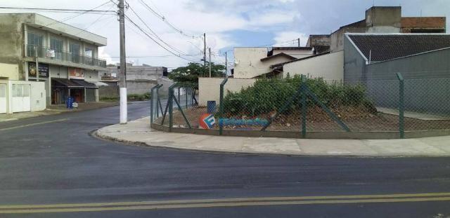Terreno para alugar, 325 m² por R$ 700,00/mês - Jardim Novo Cambui - Hortolândia/SP - Foto 6