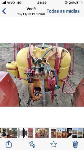 Troca.Pulverizador 600L hidráulico - Foto 4