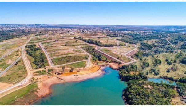 Lago Sul lotes parcelados as margens do Lago Corumbá em Caldas novas - Foto 12