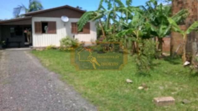 Casa à venda com 2 dormitórios em Alto feliz, Passo de torres cod:236 - Foto 2