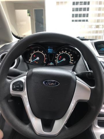 Ford New Fiesta Sendan, 1.6 Flex, Automático, Completo - Foto 12