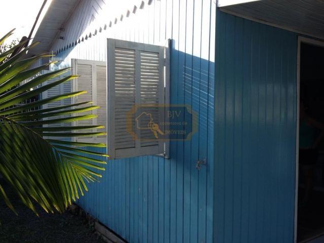 Casa à venda com 2 dormitórios em Alto feliz, Passo de torres cod:24