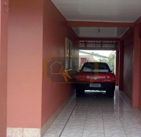 Casa à venda com 3 dormitórios em Rosa do mar, Passo de torres cod:009 - Foto 3