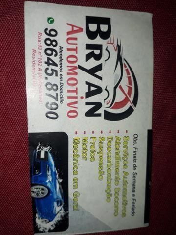Peças e serviço Bryan automotiva