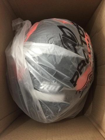 Vendo capacete novo! - Foto 2