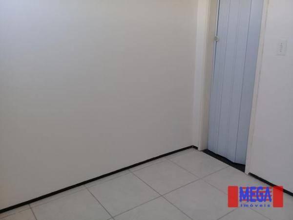 Apartamento com 2 dormitórios para alugar, 100 m² por R$ 1.100,00/mês - Amadeu Furtado - F - Foto 10