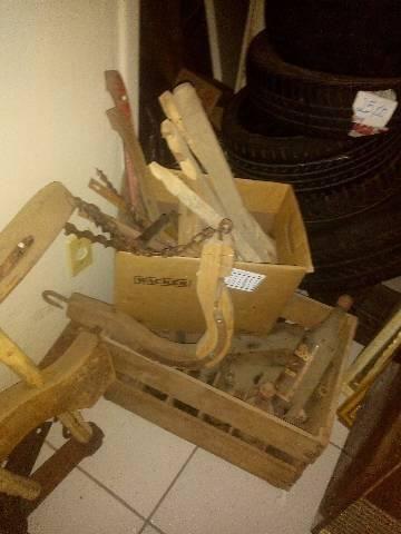 Canga de boi a partir de 250,00 decoração rústica - Foto 2