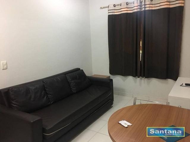 Apartamento com 1 dormitório à venda, 32 m² por R$ 100.000,00 - Turista I - Caldas Novas/G - Foto 5