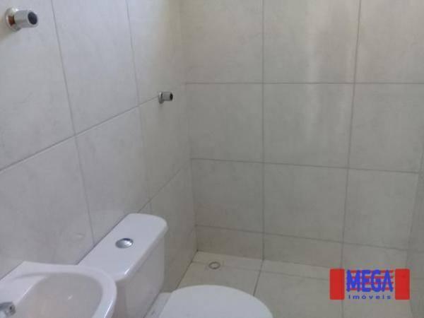 Apartamento com 2 dormitórios para alugar, 100 m² por R$ 1.100,00/mês - Amadeu Furtado - F - Foto 14