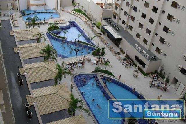 Apartamento com 1 dormitório à venda, 32 m² por R$ 100.000,00 - Turista I - Caldas Novas/G - Foto 20