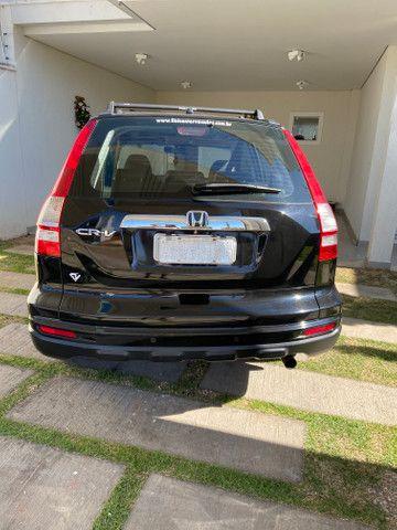 Oportunidade:Vendo ou troco CR-V ELX automática 2011 - Foto 7