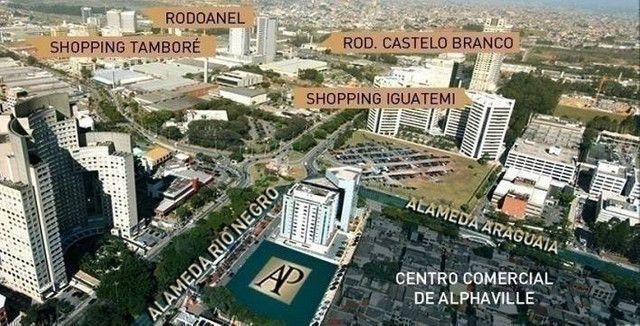 Excelente Ponto Alpha Shooping - Sala Comercial 53 m2- Alphaville Centro Comercial Barueri - Foto 14