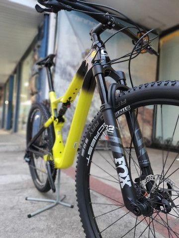 Bicicleta Cannondale Scalpel-si Carbon 4 2021 -Nota Fiscal e Garantia Vitalícia - Foto 5