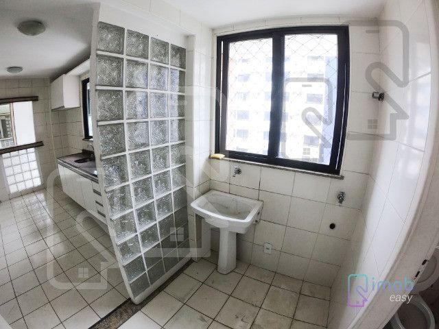 Condomínio Maria da Fé, 127m², 3 quartos sendo 1 suíte, semi-mobiliado - Foto 3