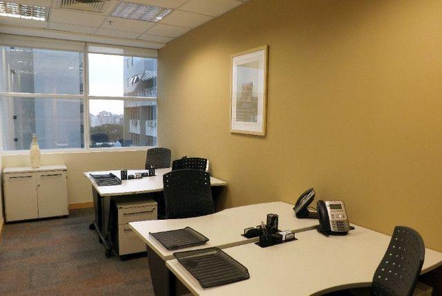 Trabalhe do seu jeito em um escritório privativo para três pessoas - Foto 4