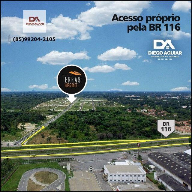 Loteamento Terras Horizonte(Liberado para Construir)<@! - Foto 9