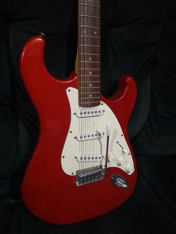 Guitarra Giannini semi nova. - Foto 2