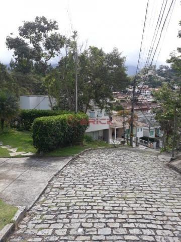 Ótimo terreno de 322 m² dentro de condomínio. Teresópolis/RJ - Foto 3