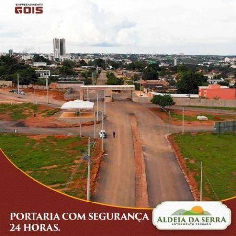LOTEAMENTO FECHADO ALDEIA DA SERRA - Loteamento - 300 a 670m² - Luziânia - GO - Foto 4