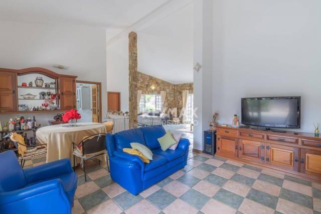 A Casa Azul! Térrea com 3 dormitórios e terreno de 1310m2 à venda no Condomínio Marambaia- - Foto 16