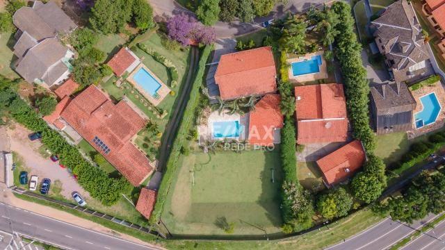 A Casa Azul! Térrea com 3 dormitórios e terreno de 1310m2 à venda no Condomínio Marambaia- - Foto 7