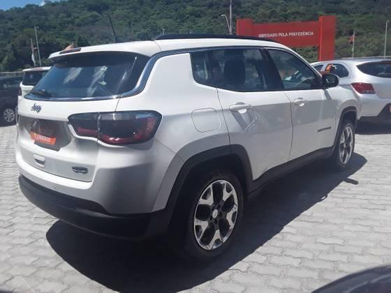 COMPASS 2019/2019 2.0 16V FLEX LONGITUDE AUTOMÁTICO - Foto 7