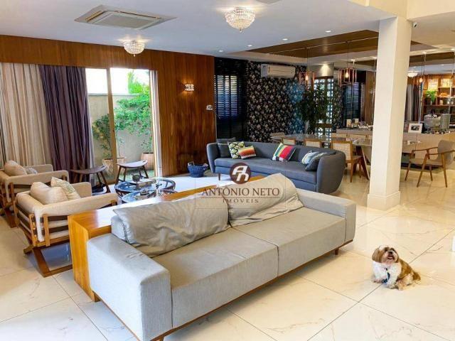 Casa à venda, 406 m² por R$ 3.600.000,00 - Eusébio - Eusébio/CE - Foto 8
