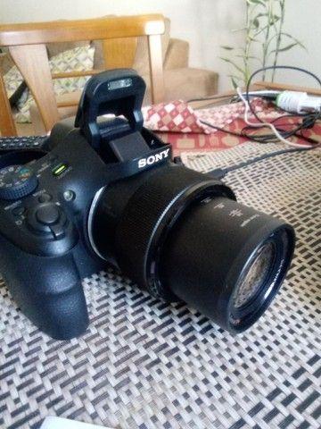 Câmera Sony cyber shot - Foto 5