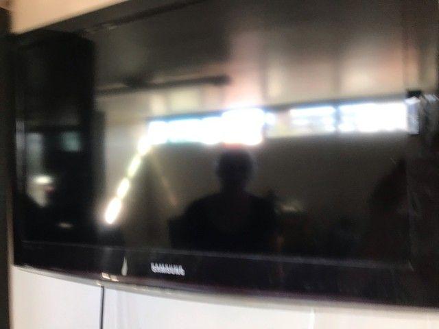 televisão quebrada - Foto 3